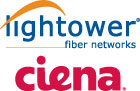 Lightower Fiber Networks/Ciena