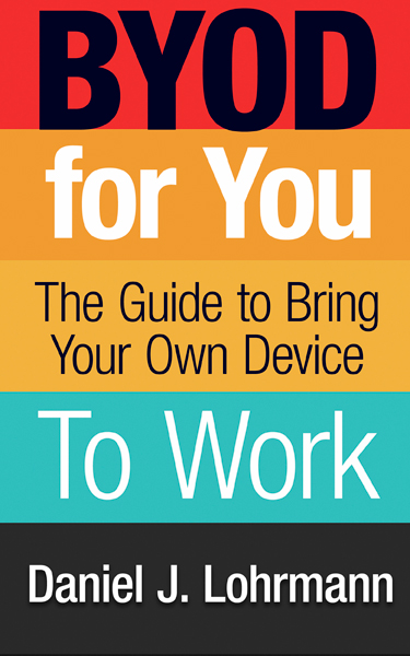 Cover of eBook: BYOD for You