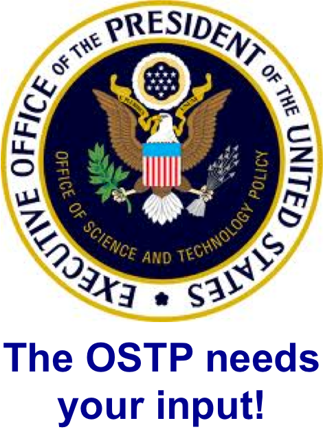 The OSTP Needs You
