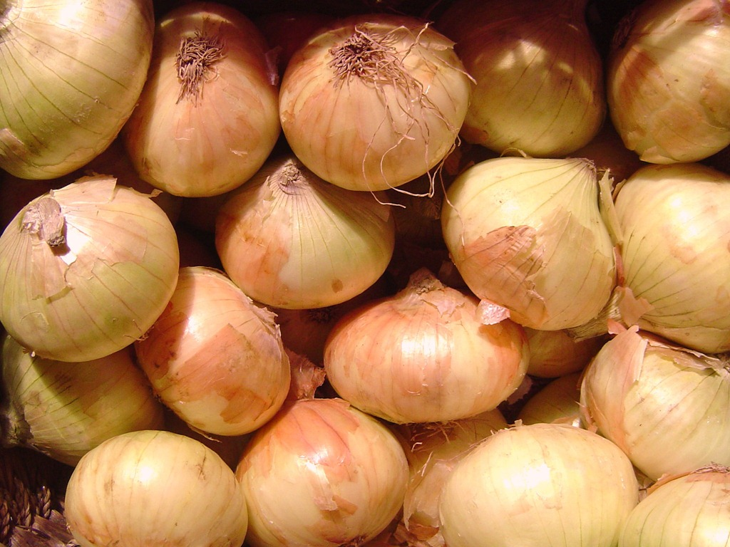 Walla Walla's Unique Product - Onions