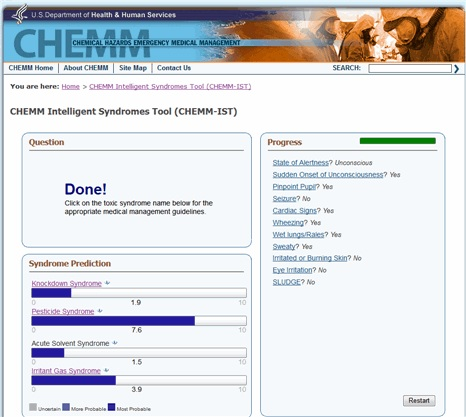 CHEMM-IST Screen 2