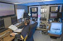 Ikhana Control Room