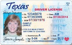 Texasdriverlicenseg the changes will give law enforcement improved resources for verifying the authenticity of texas issued driver licenses sciox Choice Image