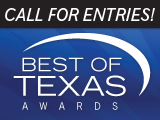 Best of TX 2013 Call for entries button