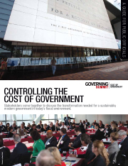 GOV 2012 Cost of Governing COG Thumbnail