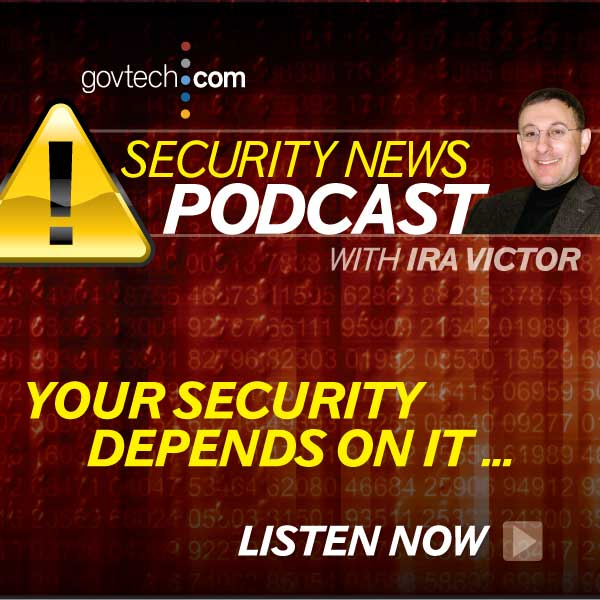 govtech.com Security News Podcast