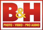B&H Photo, Video, Pro-Audio