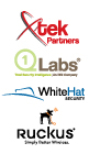 Xtek Partners, Q1 Labs, Whitehat Security, Ruckus Wireless